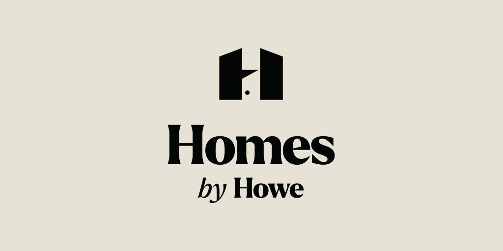 Homes by Howe logo